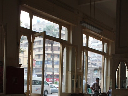 El Horreya Cafe Cairo  Egypt