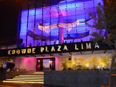 Crowne Plaza Lima Barranco District  Peru