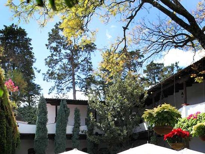 San Angel Inn Mexico City  Mexico