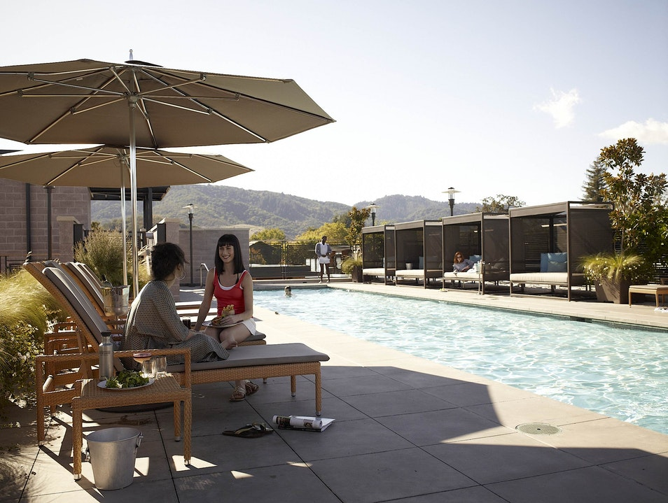 Bardessono: A Modern Hotel with a Conscience Yountville California United States