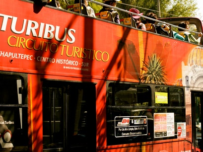 Turibus Tours Mexico City  Mexico