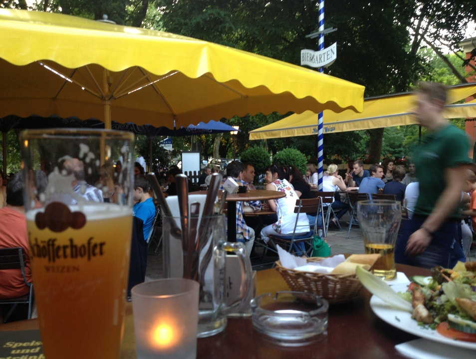 A BierGarten Classic Cologne  Germany