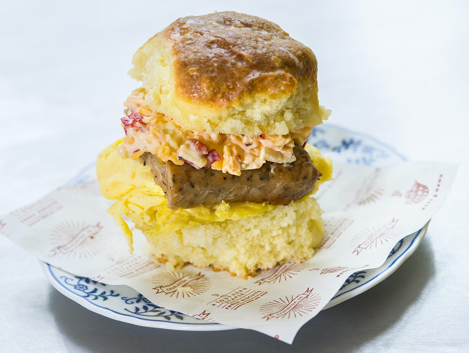 Callie's Charleston Biscuits Charleston South Carolina United States