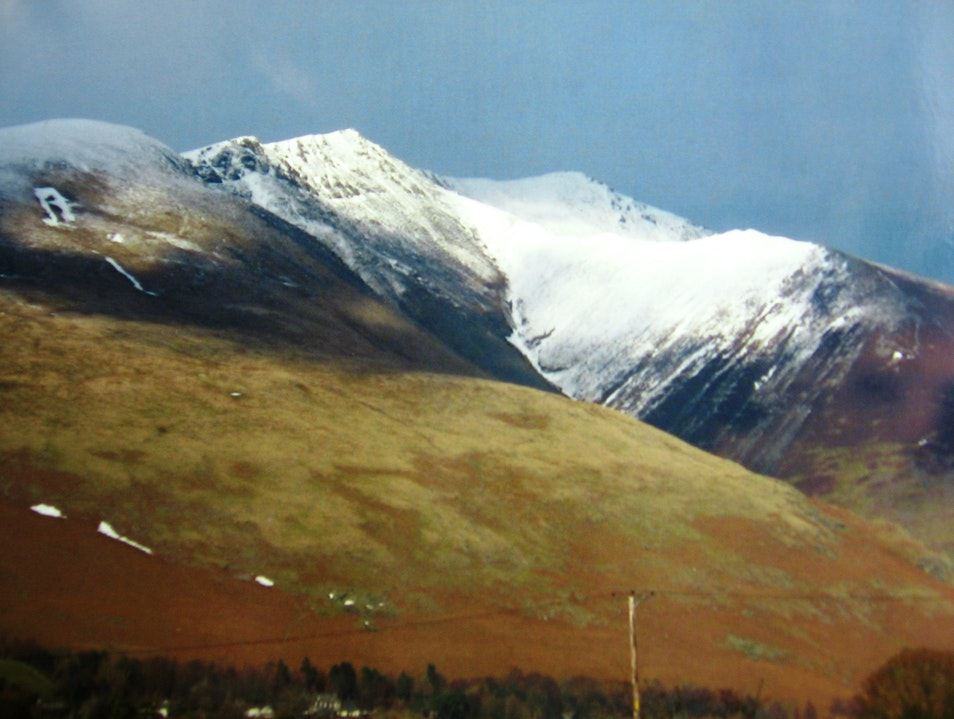 The Mighty Blencathra - awesome Threlkeld  United Kingdom