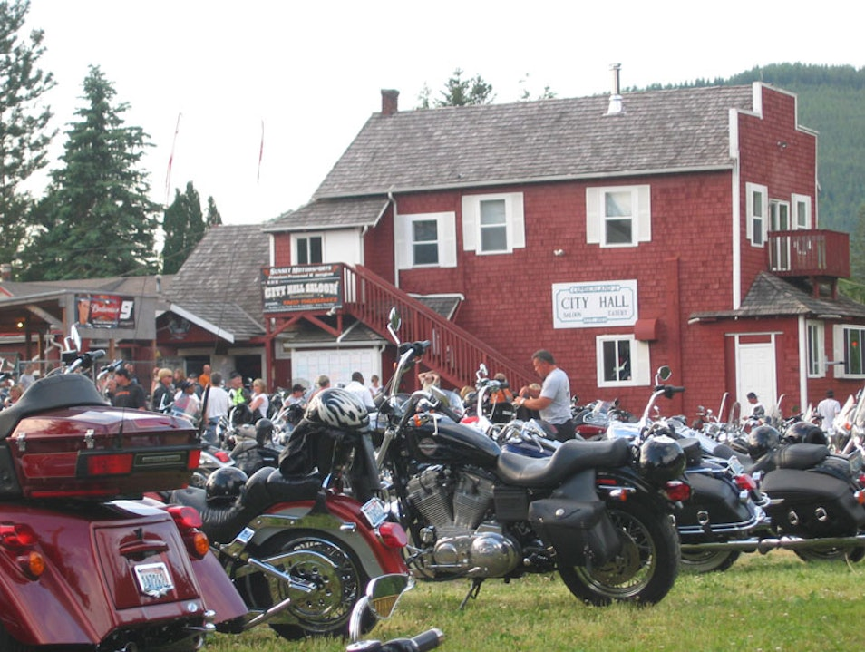 Ride your Harley on Thunder Thursday  Enumclaw Washington United States