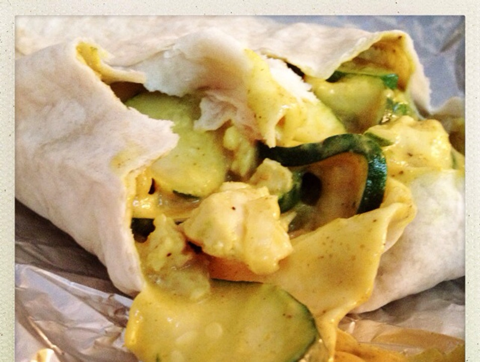 A Curry Wrap Up