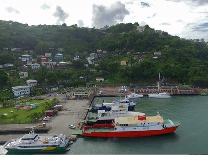 Bequia Ferries Kingstown  Saint Vincent and the Grenadines