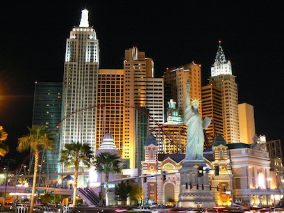 New York-New York Hotel & Casino Las Vegas Nevada United States