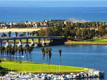 Mission Bay Park San Diego California United States