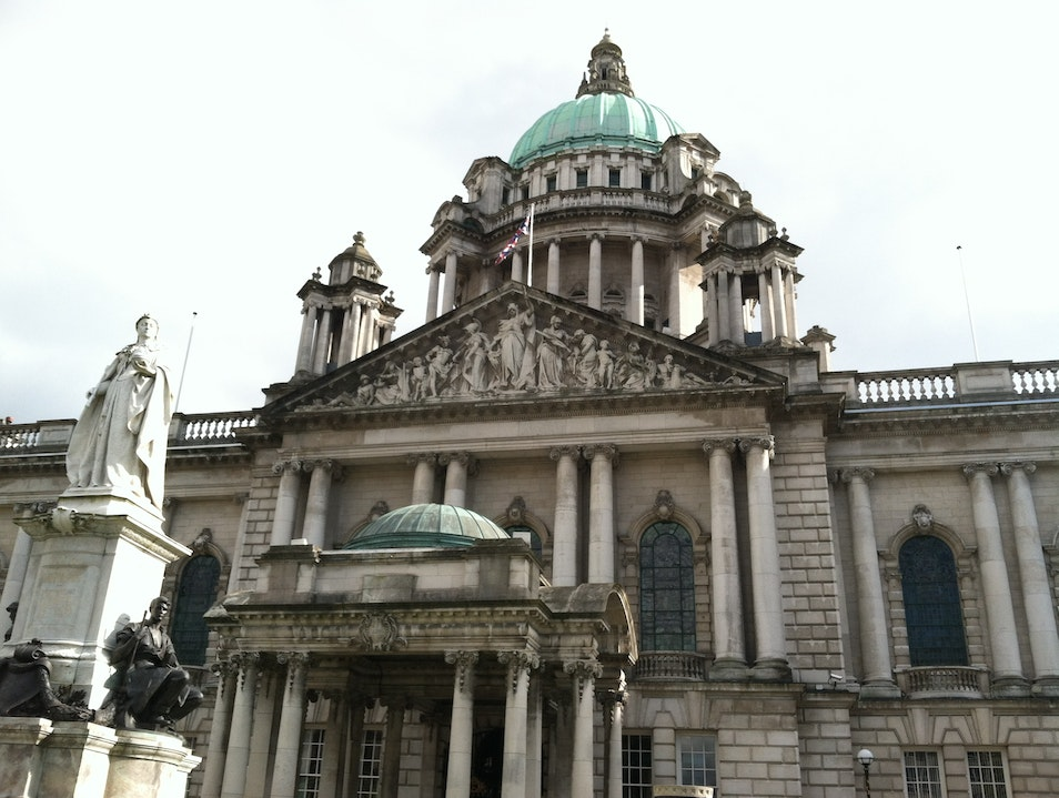 Magnificent Architecture Belfast  United Kingdom