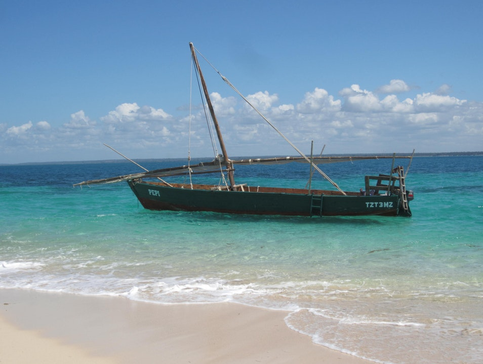 Beach strolls, snorkel trips, camping, and great food! Pangani  Tanzania