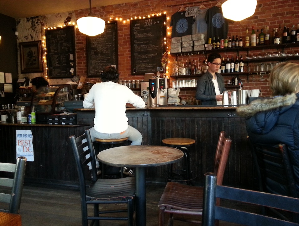 Big Bear Cafe Washington, D.C. District of Columbia United States