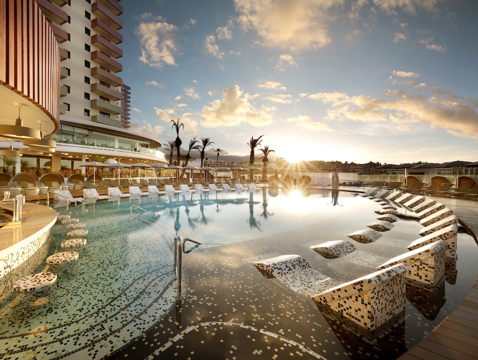Hard Rock Hotel Tenerife Adeje  Spain