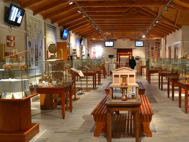 Museum of Ancient Greek Technology