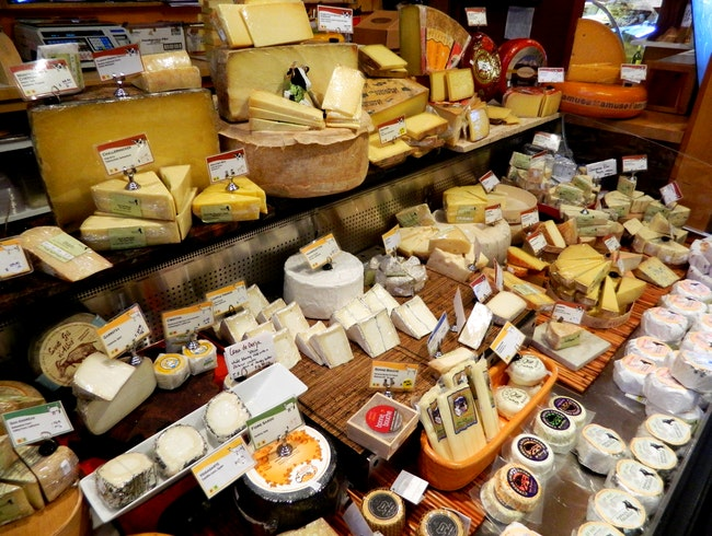 Cheese Tasting in Marin County, CA
