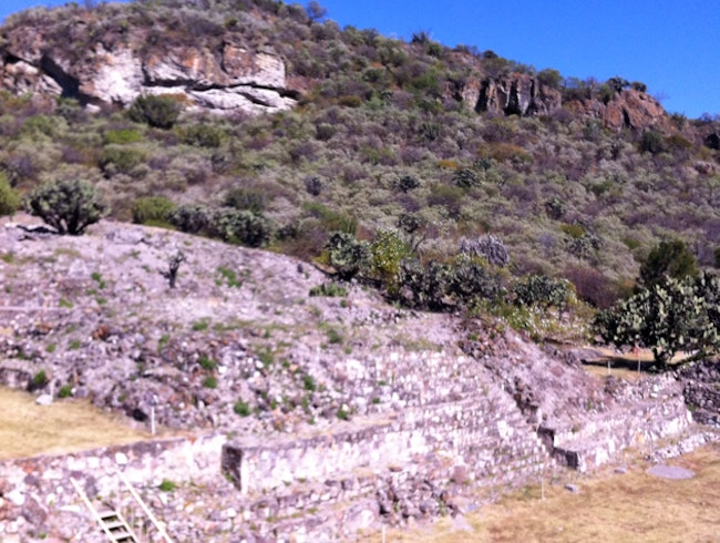 The Lesser-known Zapotec Ruins