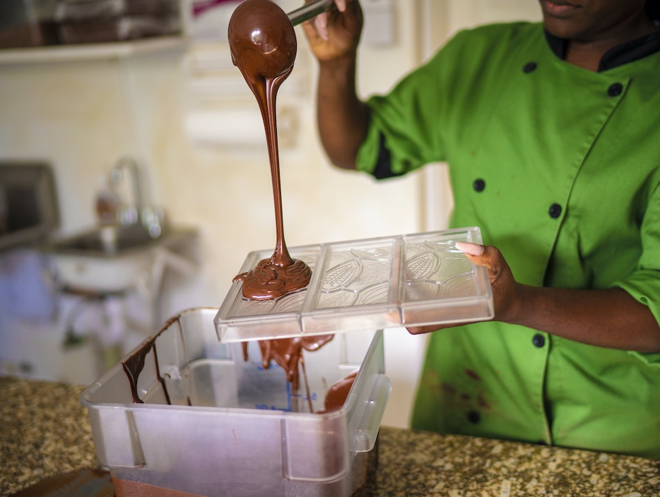 Indulge your palate Castries  Saint Lucia