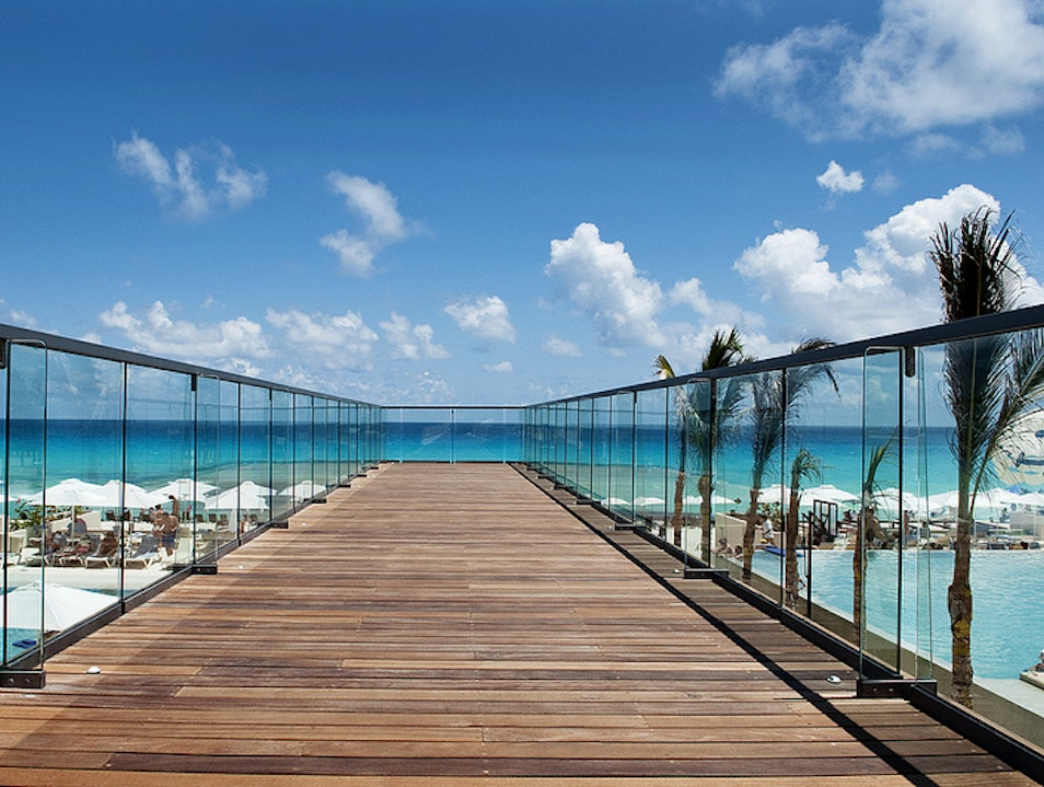 A Trendy All-Inclusive Resort for Adults Cancun  Mexico
