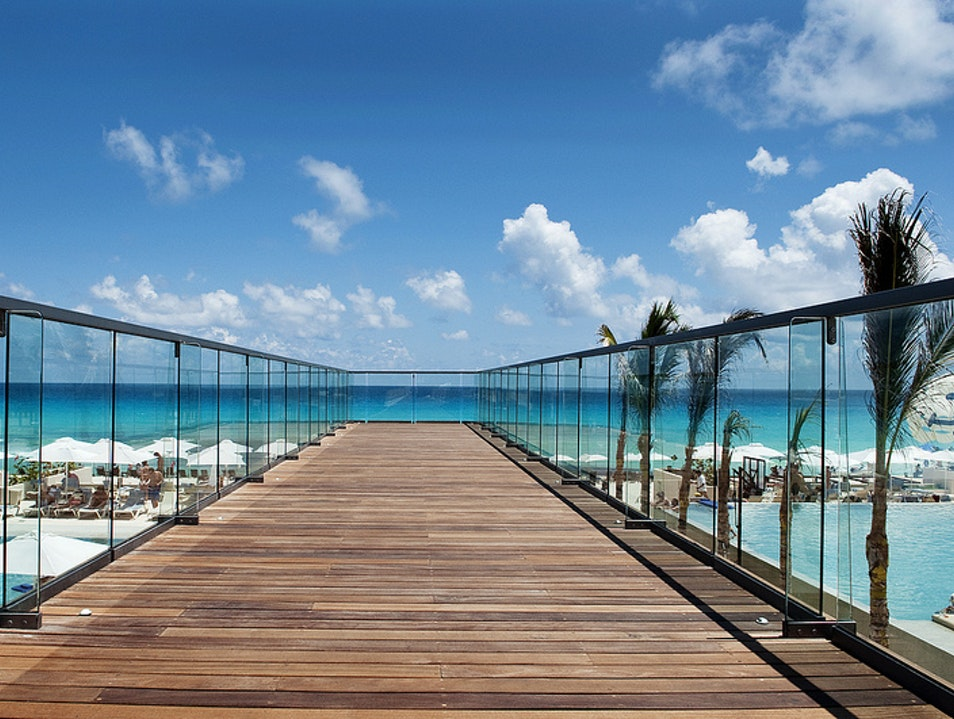 A Trendy All-Inclusive Resort for Adults