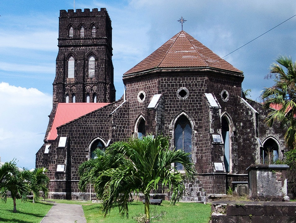 St. George's Anglican Church Basseterre  Saint Kitts and Nevis