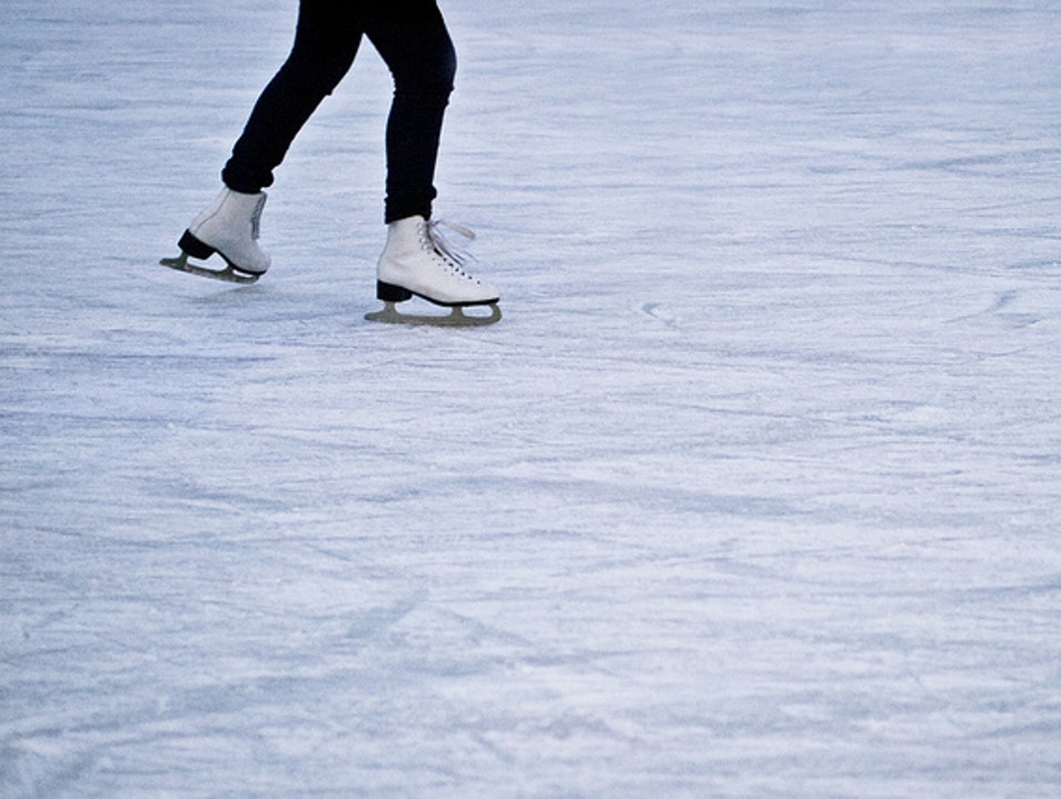 Lace Up Your Skates and Go at Martius Park