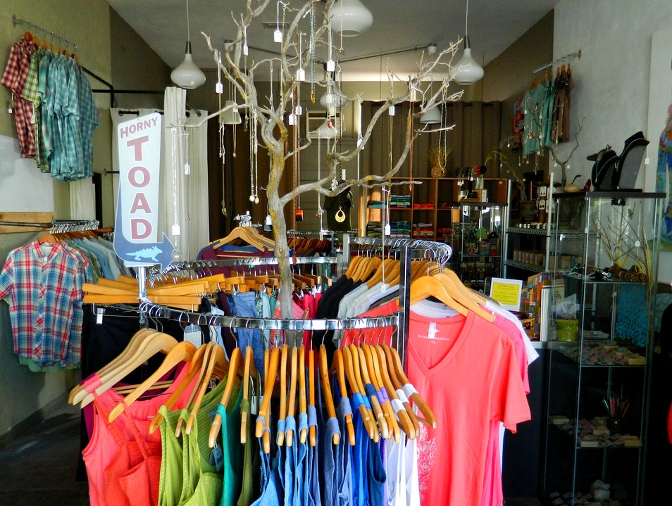 Eco-boutique in San Diego