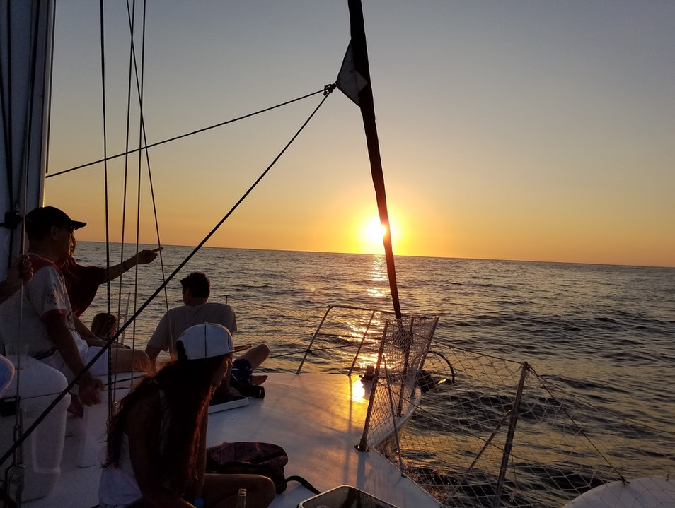 whale watching sunset cruise Ixtapa  Mexico
