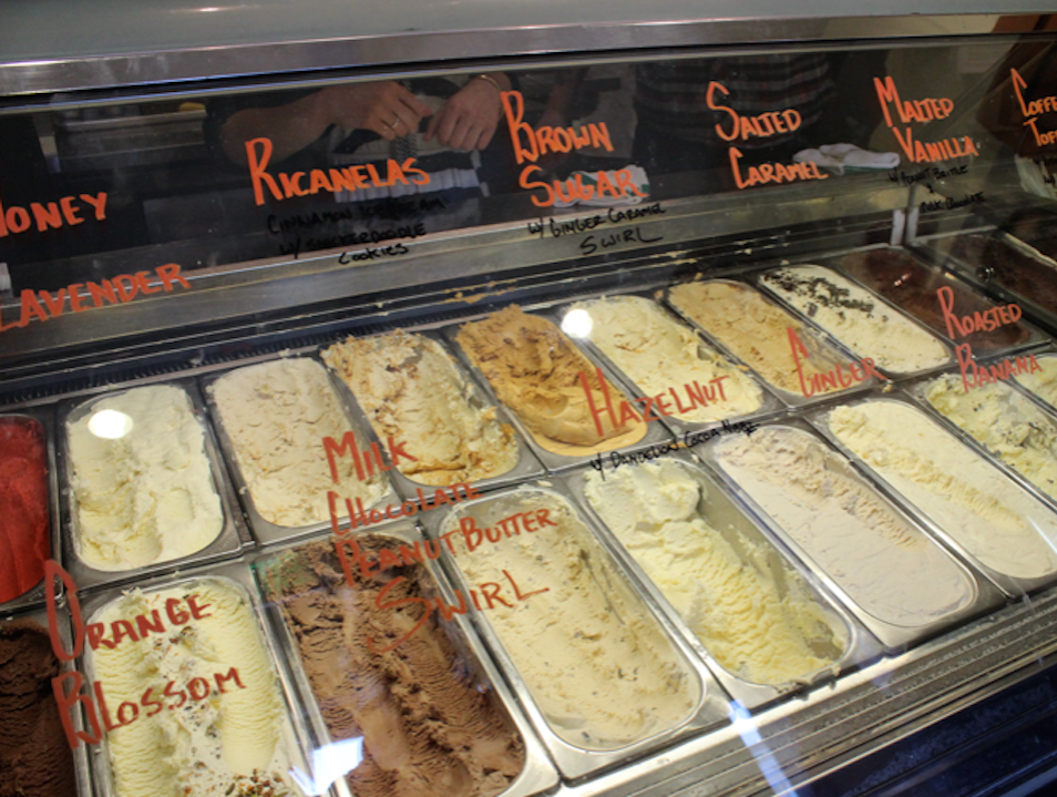 The Most Delicious Ice Cream in the World- Seriously.