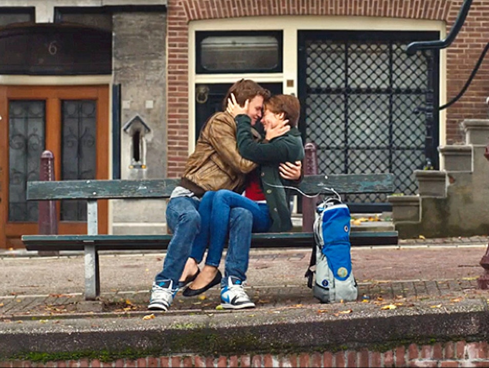 TFIOS Bench Amsterdam  The Netherlands