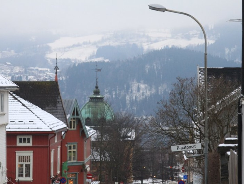 A Charming Nordic Town
