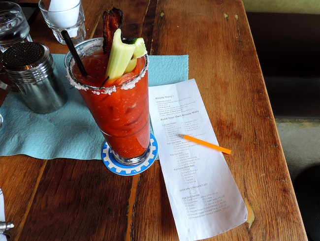 Best Bloody Mary In San Diego
