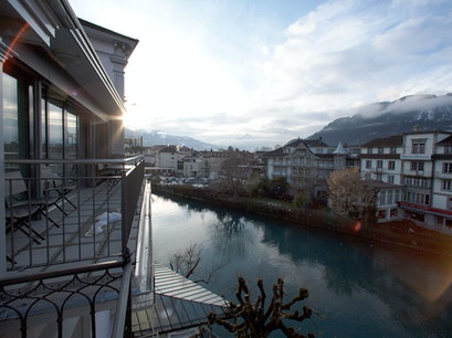 Hotel Bellevue Interlaken  Switzerland