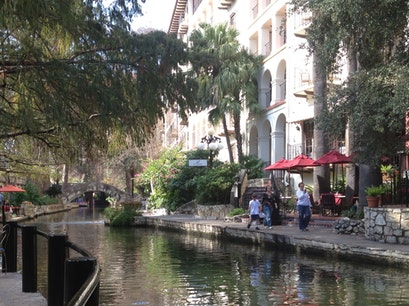 Paesano's River Walk San Antonio Texas United States