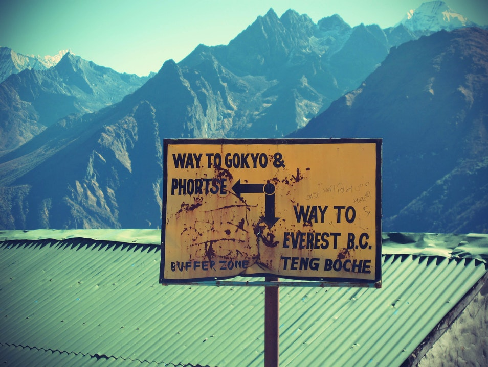 Wow, I'm in the Himalayas