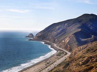 Pacific Coast Highway Los Angeles California United States