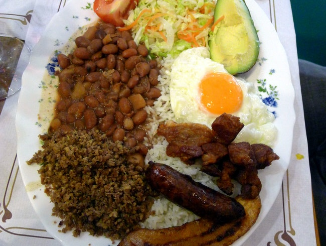 Cure-All Bandeja del País