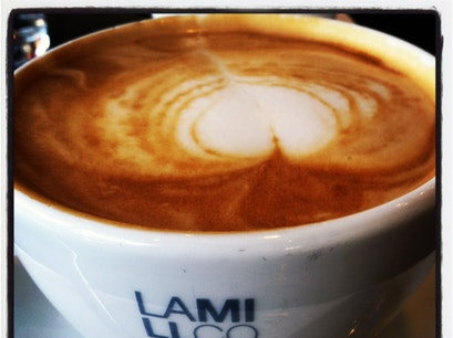 Lamill Coffee Boutique Los Angeles California United States