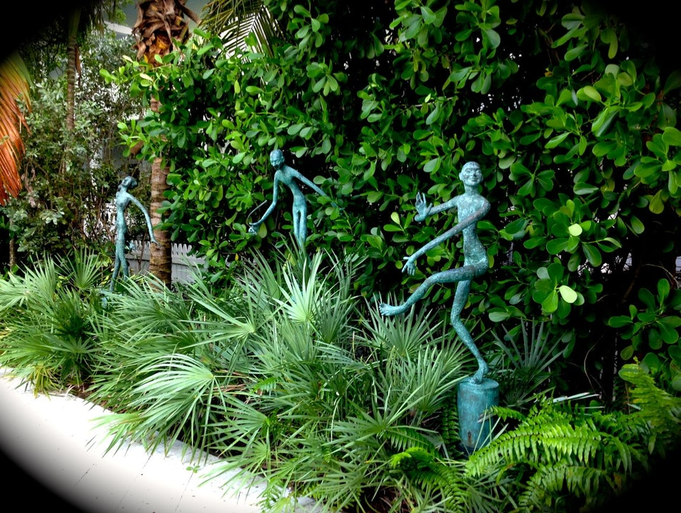Key West's Artsy Tropical Boutique  Key West Florida United States