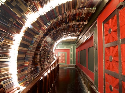 The Last Bookstore Los Angeles California United States