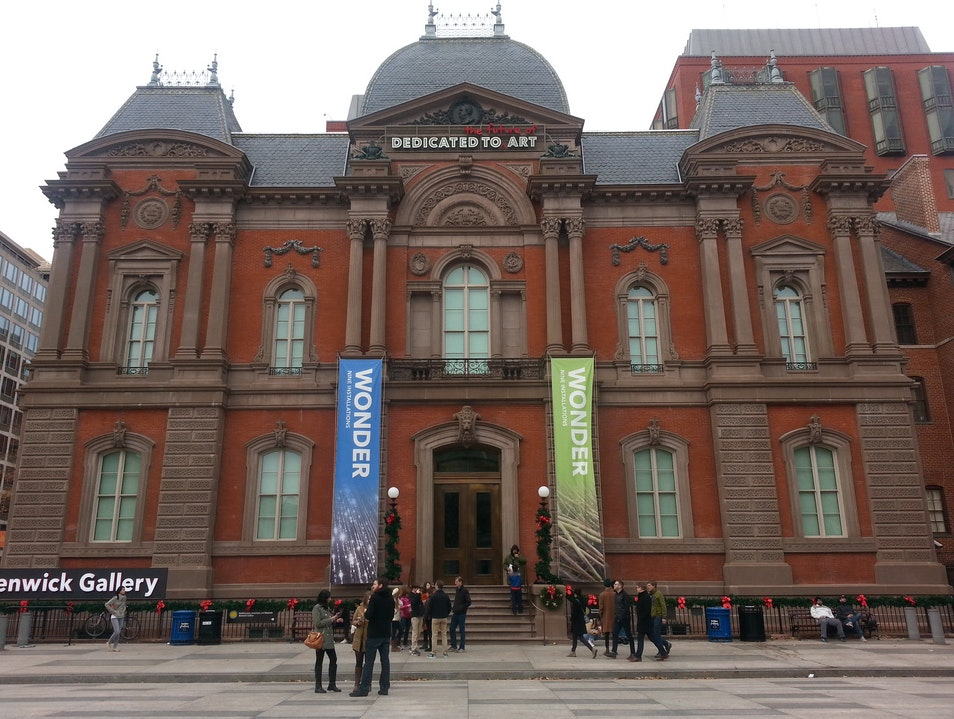 Renwick Gallery: Version 2.0 Washington, D.C. District of Columbia United States