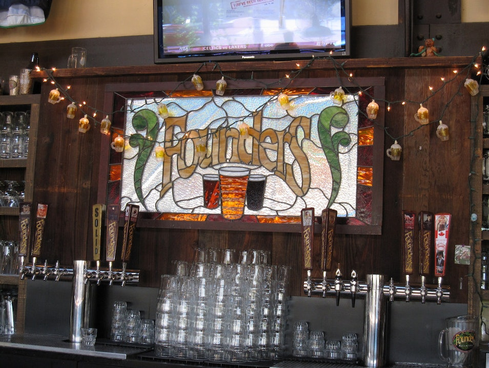 Founders Brewing Company Grand Rapids Michigan United States