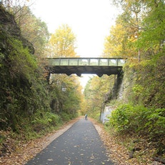 Burlington Bike Path