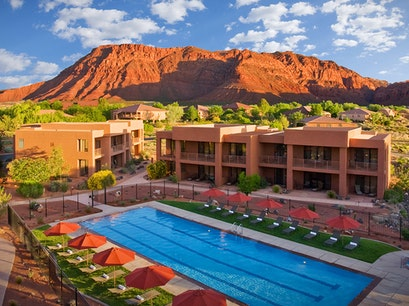 Red Mountain Resort Ivins Utah United States