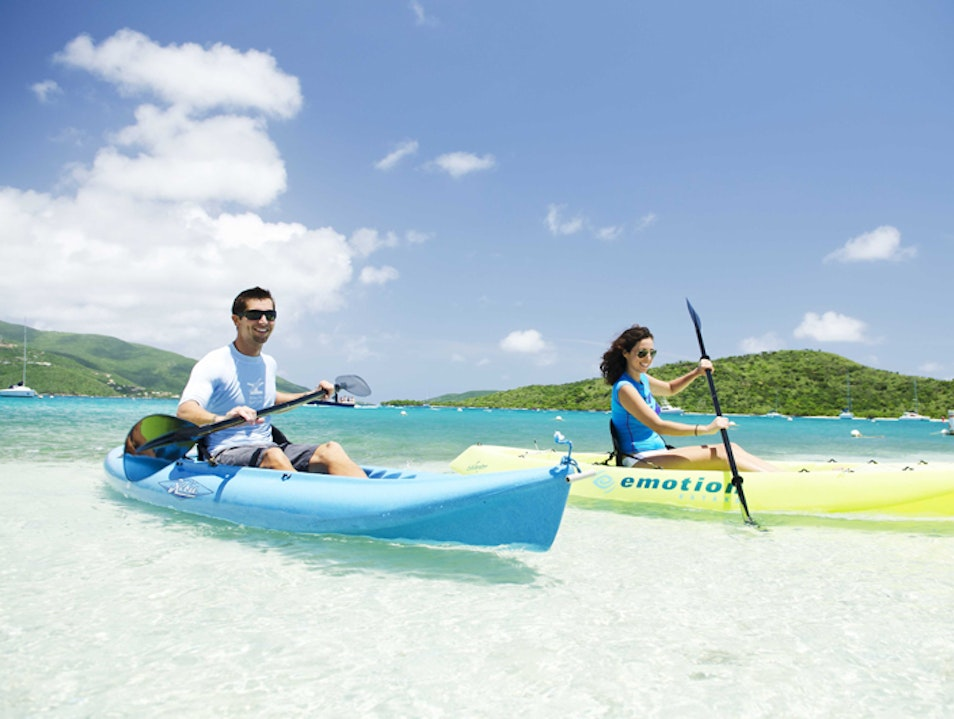 Get Active with Watersports
