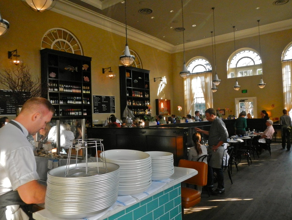 Table to Book Now: The Ordinary in Charleston