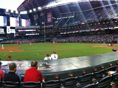 Chase Field Phoenix Arizona United States