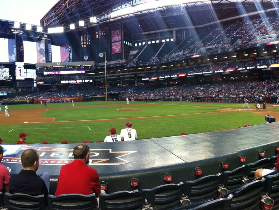 Baseball Indoors or Out