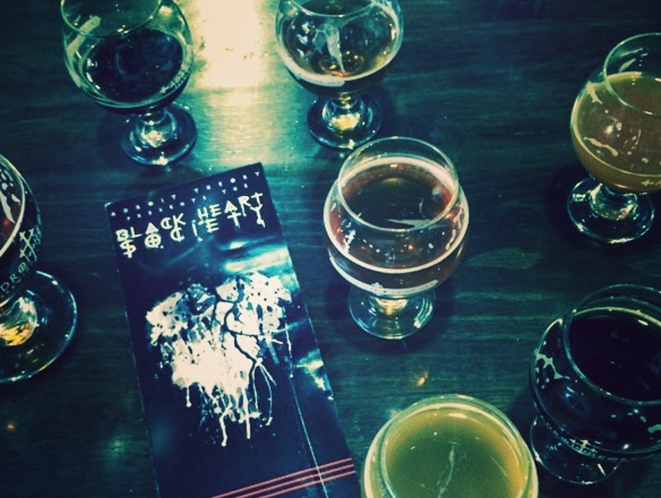 Esoteric Ales and a Tasting Room Purcellville Virginia United States