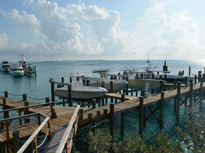 Staniel Cay Yacht Club Black Point  The Bahamas