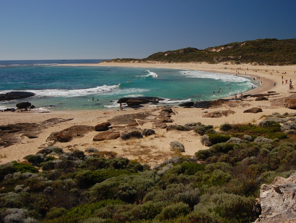 Caves, Chardonnay, and Chillin' on the Coast Margaret River  Australia